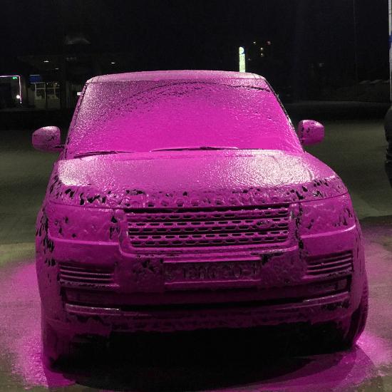 """LuxNano """"рожева піна"""""""